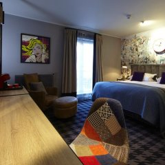 Отель Malmaison Glasgow 4* Стандартный номер фото 11