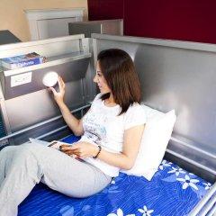 Отель USA Hostels San Francisco Кровать в общем номере с двухъярусной кроватью фото 5