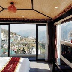 Phuong Nam Mountain View Hotel 3* Номер Делюкс с различными типами кроватей фото 2
