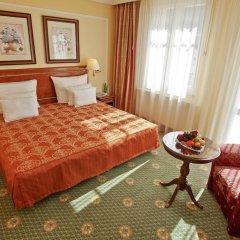 CARLSBAD PLAZA Medical Spa & Wellness hotel 5* Номер Комфорт с различными типами кроватей