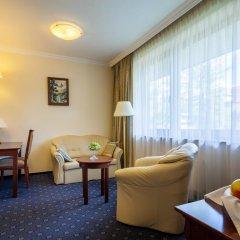 Отель Czarny Potok Крыница-Здруй комната для гостей