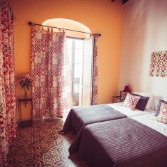 Отель Casa Rural Puerta del Sol 3* Стандартный номер с 2 отдельными кроватями фото 8