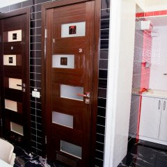 Georg-City Hotel 2* Апартаменты разные типы кроватей фото 11