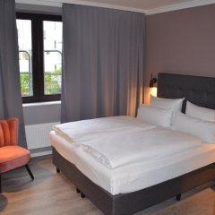 Отель Atrium Rheinhotel 4* Номер Комфорт с двуспальной кроватью фото 4