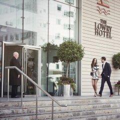 Отель LOWRY Солфорд спортивное сооружение