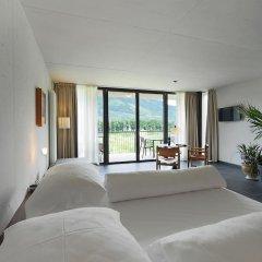 Отель Villa Sasso Меран комната для гостей фото 3
