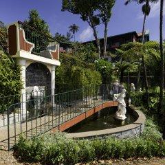 Отель Quinta do Monte Panoramic Gardens с домашними животными