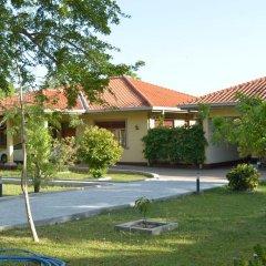 Отель Lake View Bungalow Yala спортивное сооружение