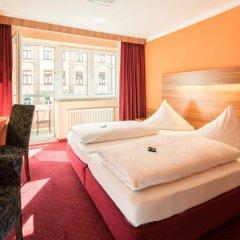 Hotel Isartor 3* Стандартный номер с двуспальной кроватью фото 2