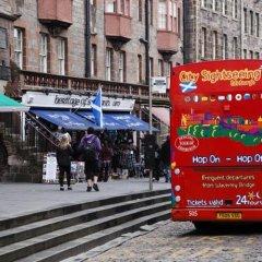 Отель Fraser Suites Edinburgh Великобритания, Эдинбург - отзывы, цены и фото номеров - забронировать отель Fraser Suites Edinburgh онлайн городской автобус