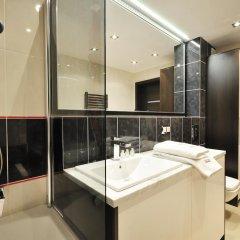 Апартаменты Dom & House - Apartments Sunrise Сопот ванная