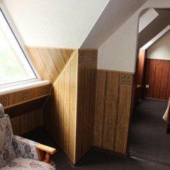Olimp Hotel 3* Улучшенный номер с двуспальной кроватью фото 3