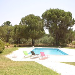 Отель Villa Herdade de Montalvo бассейн фото 3