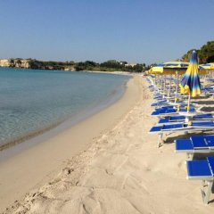 Отель Villa Franca Фонтане-Бьянке пляж