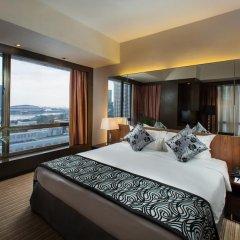 Peninsula Excelsior Hotel 4* Номер Делюкс с двуспальной кроватью