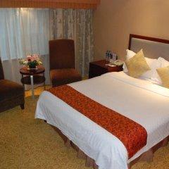 Shanghai Forte Hotel 4* Номер Бизнес с различными типами кроватей фото 4