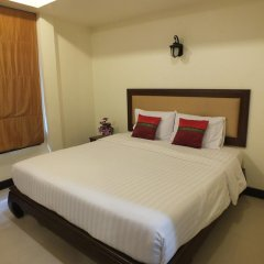 Отель Chaba Garden Resort 3* Стандартный номер с различными типами кроватей фото 4