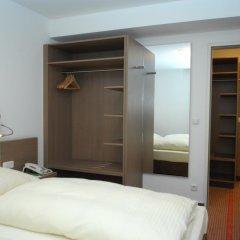 Отель Landhotel Martinshof Стандартный номер с различными типами кроватей фото 4