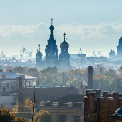 Отель Indigo Санкт-Петербург - Чайковского фото 4