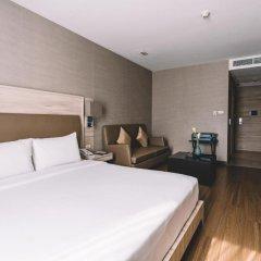 Отель Adelphi Suites Bangkok 4* Студия с различными типами кроватей фото 3