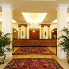 Отель La Residence & Idrokinesis® Италия, Абано-Терме - 1 отзыв об отеле, цены и фото номеров - забронировать отель La Residence & Idrokinesis® онлайн интерьер отеля