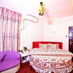 Отель Xiamen Cicadas Sleeping Inn Китай, Сямынь - отзывы, цены и фото номеров - забронировать отель Xiamen Cicadas Sleeping Inn онлайн комната для гостей фото 4