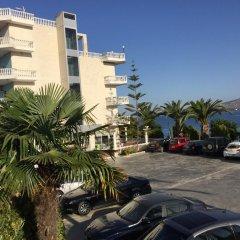 Отель Dodona Албания, Саранда - отзывы, цены и фото номеров - забронировать отель Dodona онлайн парковка