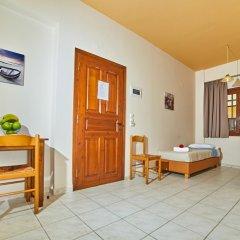 Отель Villa Diasselo 2* Улучшенная студия с различными типами кроватей фото 2