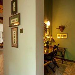 Отель Reef Villa and Spa 5* Люкс с различными типами кроватей фото 45