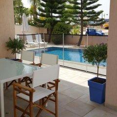 Отель Villa Michelle 2 Кипр, Протарас - отзывы, цены и фото номеров - забронировать отель Villa Michelle 2 онлайн балкон
