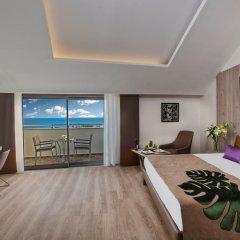 Delphin BE Grand Resort 5* Стандартный номер с различными типами кроватей фото 10