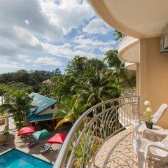 Отель Patong Rai Rum Yen Resort 3* Апартаменты с двуспальной кроватью фото 13