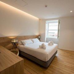 Отель Bluesock Hostels Porto 2* Стандартный номер разные типы кроватей фото 2