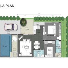 Отель The 8 Pool Villa интерьер отеля