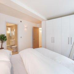 Отель West End Apartments Великобритания, Лондон - отзывы, цены и фото номеров - забронировать отель West End Apartments онлайн комната для гостей фото 2