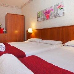 Hotel Kappa 3* Стандартный номер с различными типами кроватей фото 6