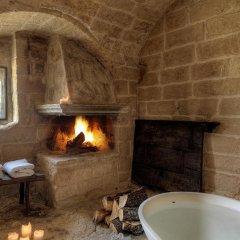 Отель Sextantio Le Grotte Della Civita 4* Представительский люкс фото 5