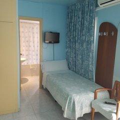 Отель Marina Folch Барселона комната для гостей фото 4