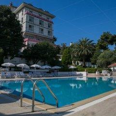 Merit Halki Palace Hotel Хейбелиада бассейн фото 2