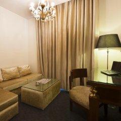 Hotel Aura 3* Люкс с различными типами кроватей фото 4