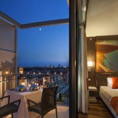 Отель Ramada Plaza Milano 4* Представительский номер с различными типами кроватей фото 3