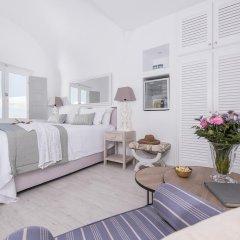 Отель Aqua Luxury Suites Люкс с различными типами кроватей фото 20