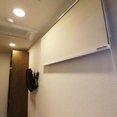 Отель STEP INN Myeongdong 1 3* Стандартный номер с двухъярусной кроватью фото 8