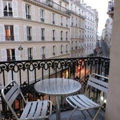 Hotel Bonsejour Montmartre 3* Стандартный номер с разными типами кроватей фото 14