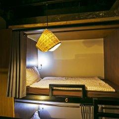 Отель Rachanatda Homestel 2* Кровать в общем номере с двухъярусной кроватью фото 2