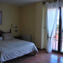 Отель La Encina Centenaria 2* Стандартный номер с различными типами кроватей фото 9