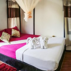 Leaf House Bungalow - Hostel Бунгало с различными типами кроватей фото 6