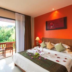 Отель Kata Noi Resort 3* Улучшенный номер с двуспальной кроватью фото 8