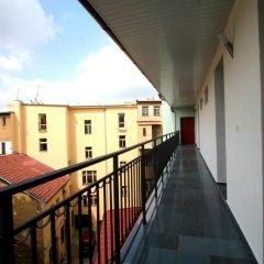 Отель Aparthotel Susa балкон