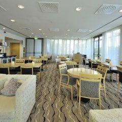 Отель Hilton Milan 4* Представительский номер с различными типами кроватей фото 14